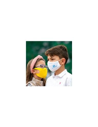Mascarilla higiénica reutilizable con...